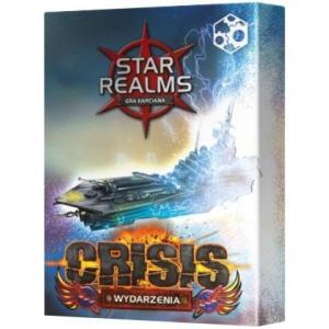Star Realms: Crisis Wydarzenia. Dodatek do Gry Karcianej