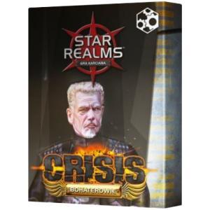 Star Realms: Crisis Bohaterowie. Dodatek do Gry Karcianej