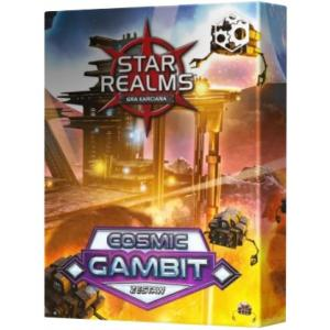 Star Realms: Cosmic Gambit. Dodatek do Gry Karcianej