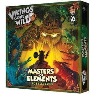 Vikings Gone Wilid - Masters of elements