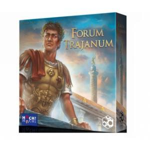 Forum Trajanum. Gra Planszowa