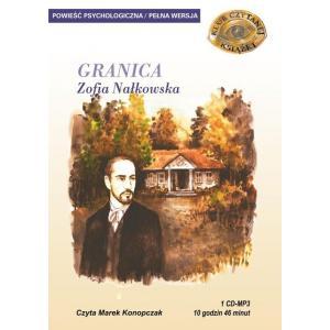 Granica. Audiobook