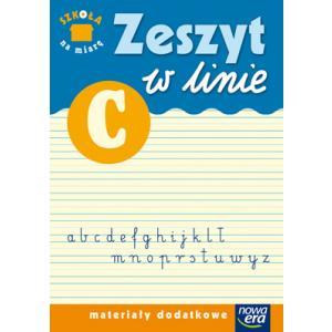 Szkoła Na Miarę. Zeszyt w Linie C.