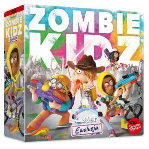 Zombie Kidz. Ewolucja