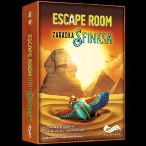 Escape Room: Zagadka Sfinksa