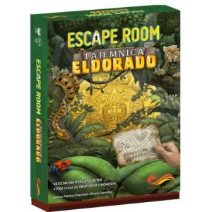 Escape Room. Tajemnica Eldorado. Gra Karciana