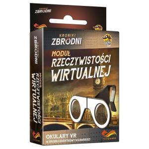 Kroniki Zbrodni moduł wirtualnej rzeczywistości
