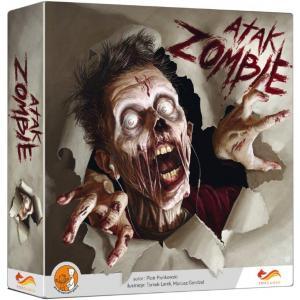 Atak Zombie. Gra Planszowa