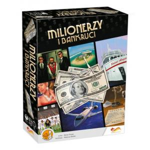 Milionerzy i Bankruci. Gra planszowa
