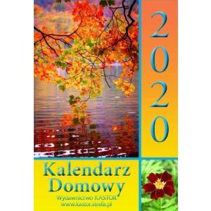 KL04 Kalendarz zdzierak 2020. Kalendarz Domowy