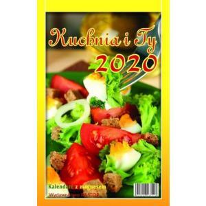 KL03 Kalendarz zdzierak 2020. Kuchnia i ty