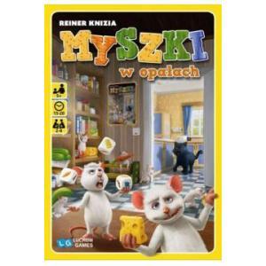 Gra - Myszki w opałach