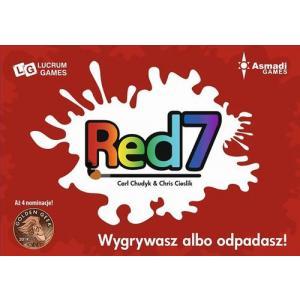 Red 7. Gra Planszowa