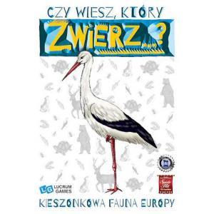Czy Wiesz, Który Zwierz...? Kieszonkowa Fauna Europy
