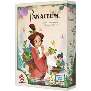 Panaceum. Gra Planszowa