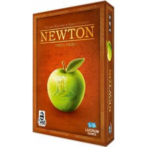 Newton (Edycja Polska). Gra Planszowa