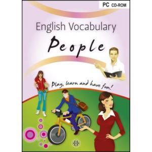 English Vocabulary. People. 5 języków. PC CD-ROM