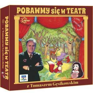 Pobawmy się w Teatr z Tomaszem Gęsikowskim