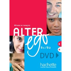 Alter Ego 3 & 4 DVD PL