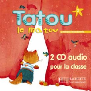Tatou le matou 2 audio CD
