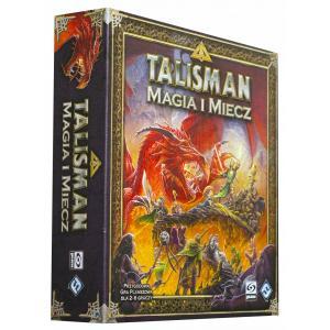 Talisman Magia i Miecz gra planszowa