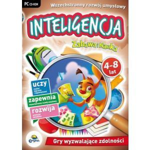 Zabawa i nauka. Inteligencja 4-8 lat CD-ROM wyd. 2012