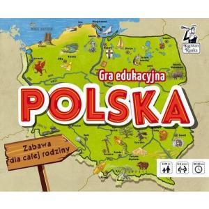 Kapitan Nauka. Gra Edukacyjna. Polska