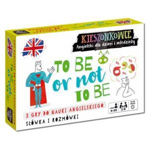 Kieszonkowce. To Be or Not To Be. 3 Gry do Nauki Angielskiego
