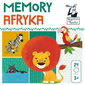 Kapitan Nauka. Memory. Afryka