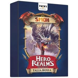 Hero Realms: Talia Bossa Smok. Dodatek do Gry Karcianej