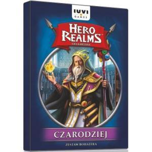 Hero Realms: Zestaw Bohatera Czarodzieja. Dodatek do Gry Karcianej