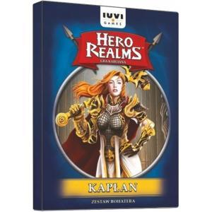 Hero Realms: Zestaw Bohatera Kapłan. Dodatek do Gry Karcianej