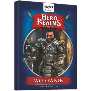 Hero Realms: Zestaw Bohatera Wojownik. Dodatek do Gry Karcianej