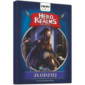 Hero Realms: Zestaw Bohatera Złodziej. Dodatek do Gry Karcianej
