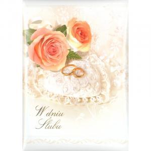 Pamiątka mała W dniu ślubu