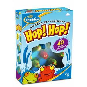 Hop! Hop! Skoczna Gra Logiczna