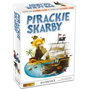 Pirackie Skarby. Gra Planszowa