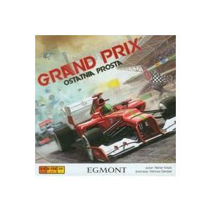 Grand Prix. Ostatnia prosta Gra planszowa