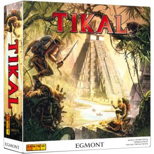 Tikal Gra planszowa