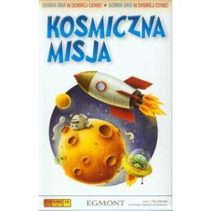 Kosmiczna misja Gra planszowa