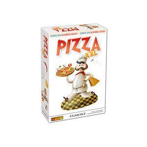 Pizza XXL. Gra Planszowa