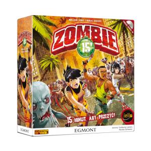 Zombie 15 Gra planszowa Edycja polska