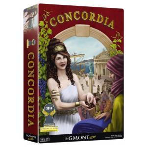 Concordia Gra planszowa (edycja polska)