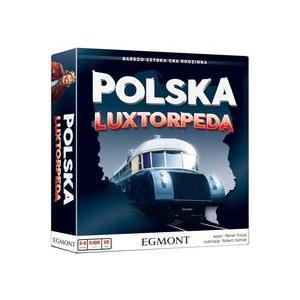 Polska Luxtorpeda. Bardzo Szybka Gra Rodzinna