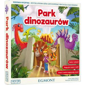 Park Dinozaurów. Gra Kooperacyjna