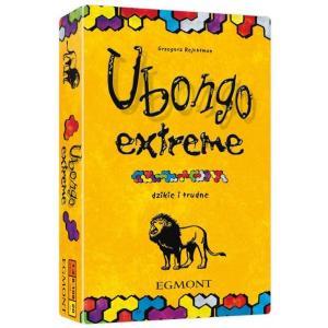 Ubongo extreme. Dzikie i trudne