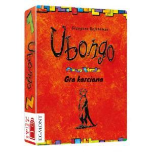 Ubongo. Gra Karciana