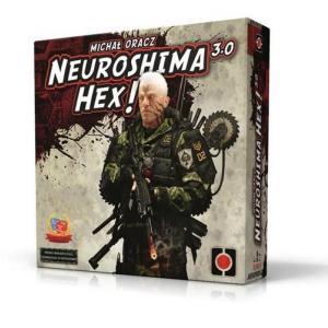 Neuroshima HEX 3.0 Gra planszowa