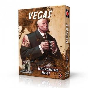 Neuroshima HEX 3.0: Vegas. Gra planszowa