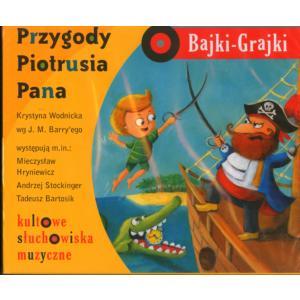 Bajki Grajki Przygody Piotrusia Pana CD audio /rok nagrania 1978/